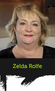 Zelda Rolfe owner of Limelight Studios Norwich